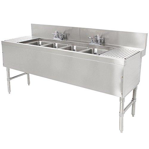 Series Underbar Sink - 6