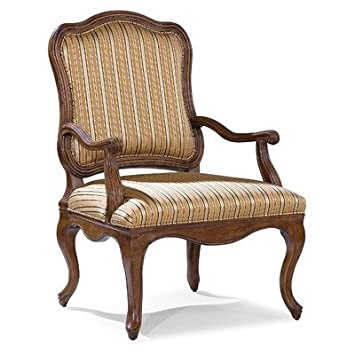 Amazon Com Fairfield Chair 5465 01 3181 Carved Occasional Chair