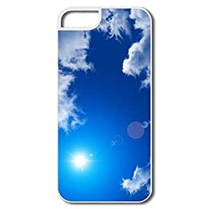 Cute Summer Sky IPhone 5/5s Case For Friend by lolosakes