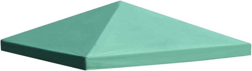 Tetto//Copertura Superiore per Gazebo 3x3m Bianco