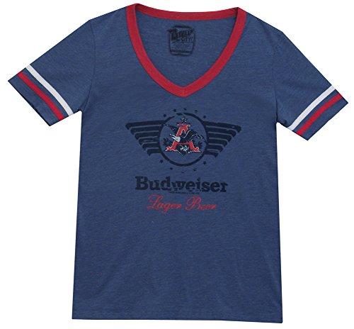 anheuser-busch-a-eagle-logo-vintage-adult-womens-junior-cut-t-shirt-tee