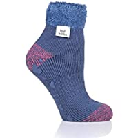 Heat Holders Feather Top Thermal Lounge Socks