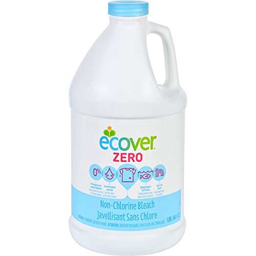 Ecover Laundry Bleach (Ecover Non Chlorine Bleach Ultra - Case of 6 - 64 oz)