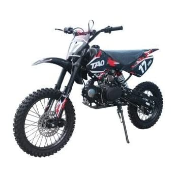 Amazon com: Dirt bike 70cc Semi Automatic, Red: Automotive