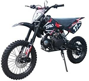 Taotao DB17 125cc Dirt Bike for Kids Cheap Dirt Bikes for Sale Red