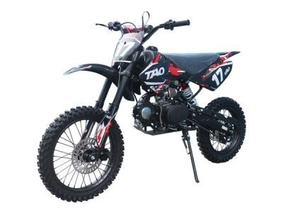 Taotao DB17 125cc Dirt Bike for Kids Cheap Dirt Bikes for Sale Red ()