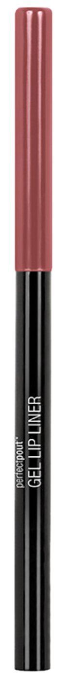 Wet n Wild 654C Perfect pout gel lip liners, 0.01 Ounce, Never Petal Down Markwins Beauty Products
