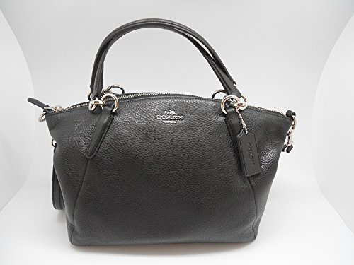 Coach Leather Small Kelsey Cross