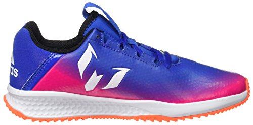 adidas Rapidaturf Messi K, Zapatillas Unisex Niños, Azul (Azul/Ftwbla/Narsol), 28 EU