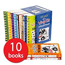 Diary of a Wimpy Kid (9 Volume Set)