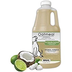 Wahl 821004-050 Oatmeal Dog/Pet Shampoo, Tan