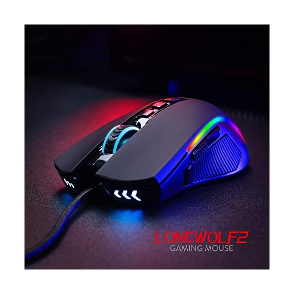 Redragon M721-Pro Lonewolf 2 Gaming Mouse