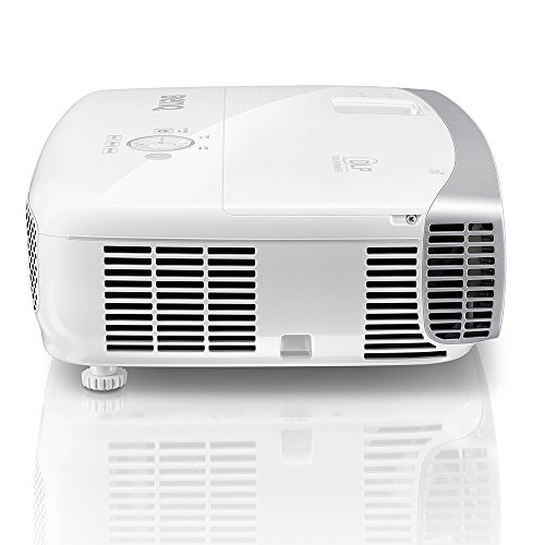 BenQ DLP HD 1080p Projector (HT2050) - 3D Home Theater Projector with All-Glass Cinema Grade Lens and RGBRGB Color Wheel by BenQ (Image #6)'