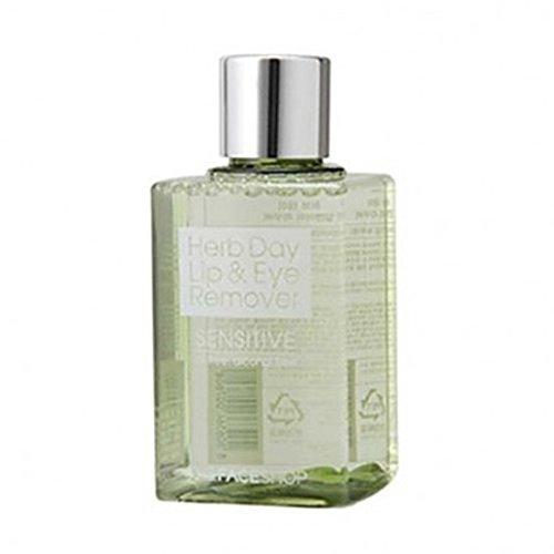 [The Face Shop] Herb Day Lip& Eye Remover (Senstive) 130ml