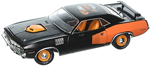 Muscle Machines Cars (M2 Machines 1:24 Detroit-Muscle 1971 Plymouth Hemi Cuda)