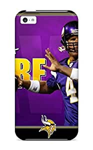 High-quality Durability Case For Ipod Touch 4 Cover(minnesota Vikings )