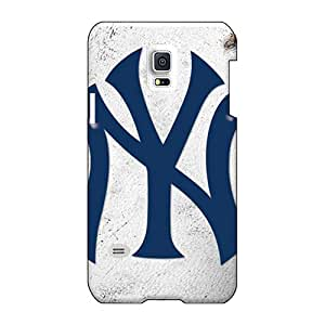 Excellent Hard Phone Covers For Samsung Galaxy S5 Mini (wvp10469RFzQ) Custom Attractive New York Yankees Skin