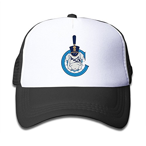 BUUMY The Citadel Bulldogs Youth's Latest Style Fitted Caps