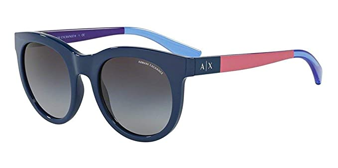 Amazon.com: Exchange Armani 0 ax4053s Sun Full Rim Ronda ...