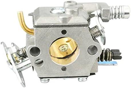 JRL Carburador de gasolina para motor Husqvarna 136 137 141 142 motosierra
