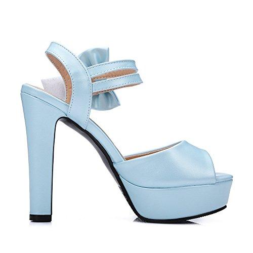 Ballerine Donna 35 blue Balamasa Blu SPdwpxBB