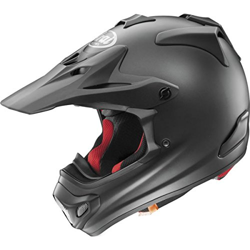 Arai Motocross Helmet - Arai VX-Pro4 Helmet-Frost Black-M