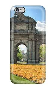 Case Cover Puerta De Alcal?? Iphone 6 Plus Protective Case