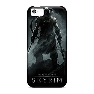 Top Quality Protection Skyrim Cases Covers For Iphone 5c