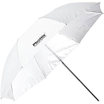 Phottix Double Small Folding White Shoot Through Umbrella 94cm (PH85361)