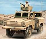 kinetic 1 35 - Kinetic RG31 Mk 3 Army Mine Protected APC Vehicle Model Kit, Scale 1/35