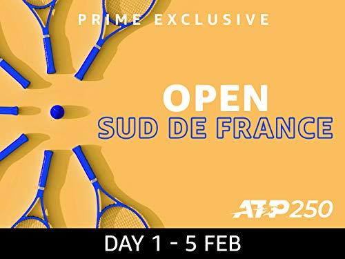 2019 Open Sud de France, ATP World Tour 250 - Day 1 on Amazon Prime Video UK