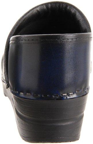 Sanita Donna Professionale Zoccolo Cabrio Blu