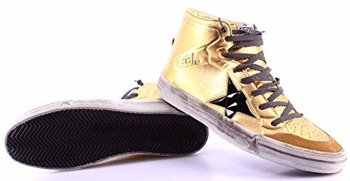 Venta De Salida Sast Libre Del Envío Golden Goose Scarpe Sneakers Alte Uomo 2.12 G26U599.D4 Gold Deluxe Made in Italy Footlocker Precio Barato Con La Venta De Tarjetas De Crédito En Línea VvQy9D