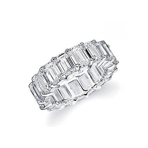 18 Ct Gold Eternity Rings - 6