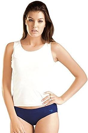 c1b5132f0bb2 Rupa Women's Cotton Panties Pack of 7 (White, Medium-85): Amazon.in:  Clothing & Accessories
