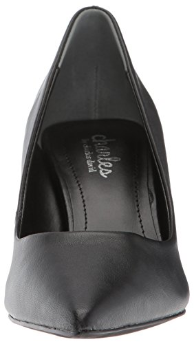 Women's David by Pump Addie Charles Charles Black q6Sxwvnt7