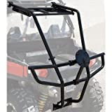 Polaris RZR 800, 800 S, 800 XC, 800-S LE Tusk RZR Bumper Spare Tire Carrier and Rack 2007 - 2014 by Tusk
