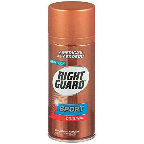 Right Guard Sport Deodorant Aerosol, Original, 8.5 - Corporation Dial Deodorant