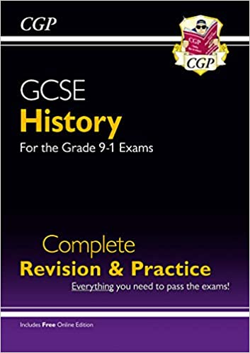 GCSE History Complete Revision & Practice - for the Grade 9