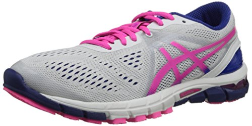 Asics T460N Women's GEL-EXCEL33 3.0 Running Shoes White-Hot Pink-Blue jIYxezeQwd