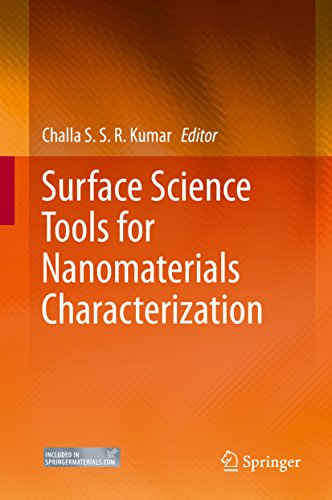 Surface Science Tools for Nanomaterials Characterization Pdf