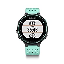 Garmin Forerunner 235 GPS Watch with Heart Rate Monitor, Frost Blue