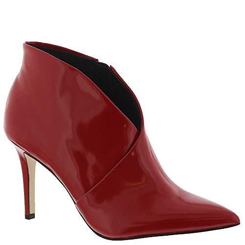 Jessica Simpson Women's Layra Bright Red Natal 6.5 M US