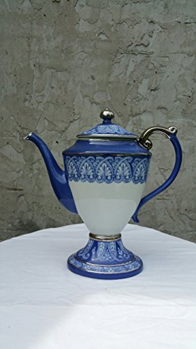 white and silver teapot - 5