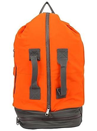 59ad6164843 ... Adidas x Stella McCartney Luxury Womens Sport Bag Gym Orange Grey  AP8543 cheap for discount 2b01d ...