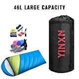 YINXN Compression Stuff Sack, 24L/46L Lightweight