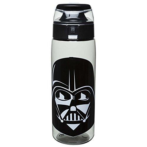 Zak Designs STAD-K952 Star Wars Water Bottles, Tritan Darth Vader (Water Bottle Star Wars)