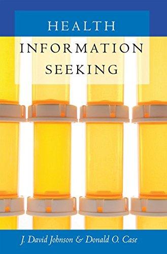 Health Information Seeking (Health Communication) by Brand: Peter Lang Publishing