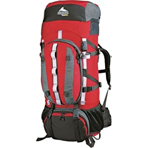Gregory Denali Pro 105 Mountaineering Pack (Chili Red,Small)