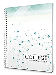 Well Planned Day, College Planner, July 2017 - June 2018